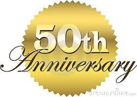 50th Anniversary Anniversaries